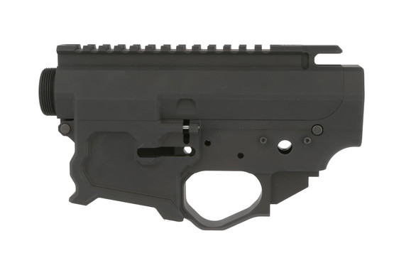 F 1 Firearms Bdr 15 Matched Billet Receiver Set Black
