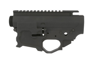 F1 Firearms BDR15 Billet AR15 receiver set is machined from 7075-T6 aluminum