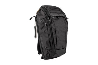 The Vertx Gamut Checkpoint Backpack in black is designed for carrying an AR-15 pistol or SBR