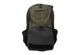 Vertx Ready Pack 2.0 Green/Black Backpack is constructed of bonded nylon thread with critical seams