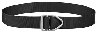 Propper 360 Gunmetal Belt in black, front view
