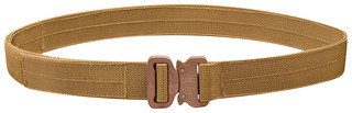 Propper Rapid Release Belt in coyote, front view