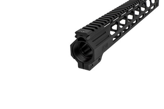 The Faxon Streamline 13 inch handguard for AR15 is made in the United States of America