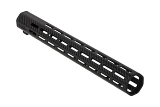 The Faxon Firearms Streamline carbon fiber ar-15 handguard has 8 sides of M-LOK attachment slots