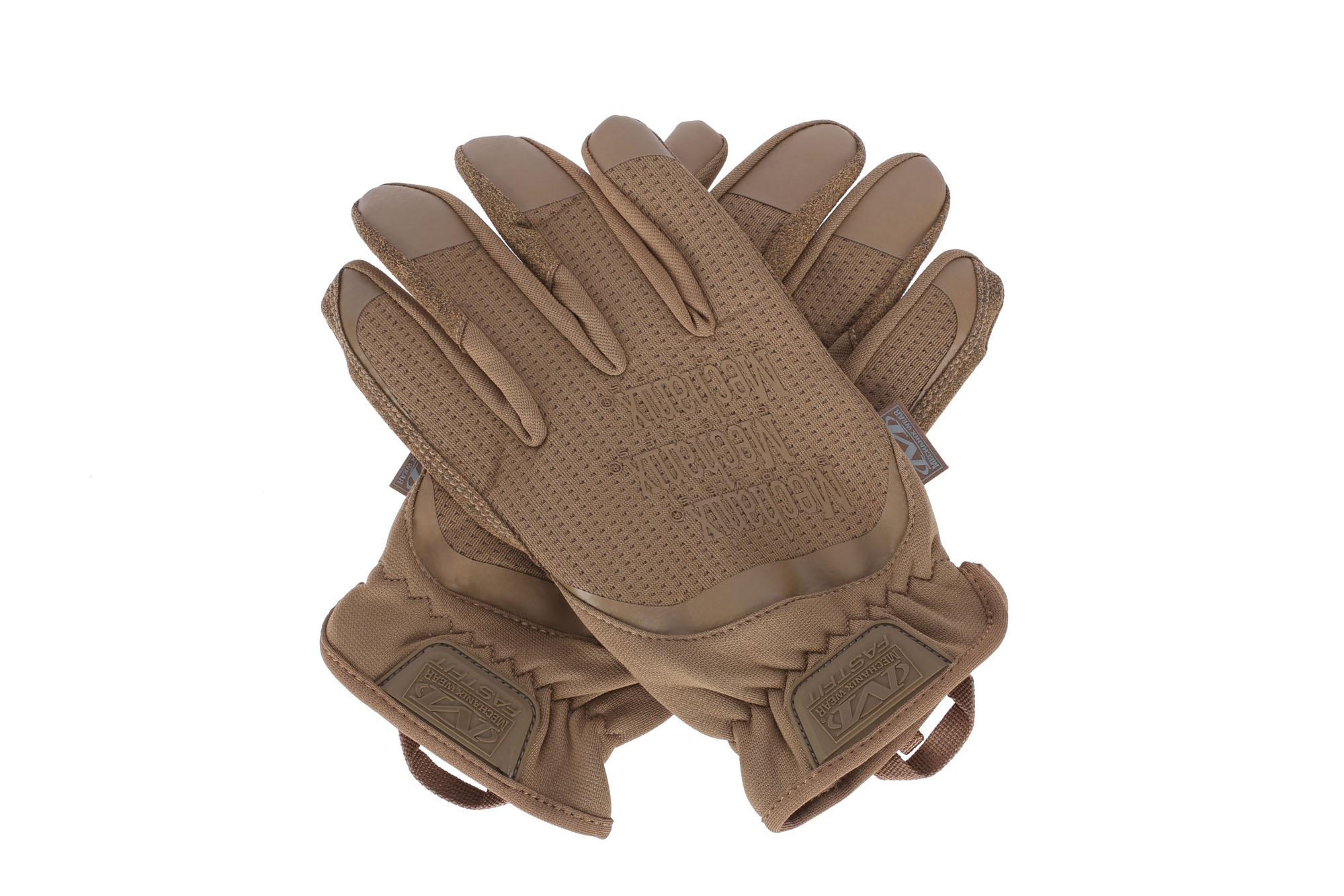 Mechanix Wear FastFit Coyote Glove - Extra Large