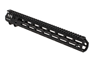 Adams Arms P Series M-LOK handguard 15.5 features a scalloped picatinny rail