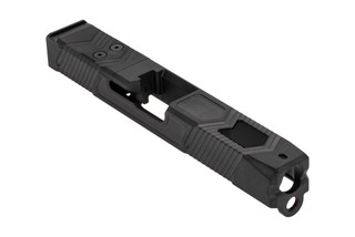 Voodoo Innovations Glock VS17 stripped slide is machined from 416r stainless steel