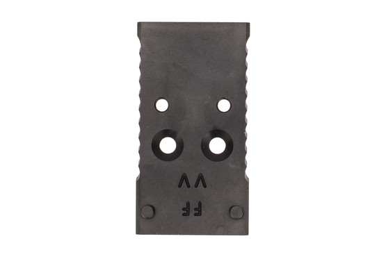 Voodoo Innovations Red dot slide plate mount is compatible with Venom and Fastfire optics