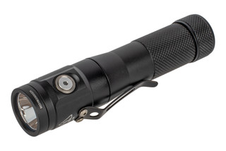 The nitecore EC30 1800 Lumen compact flashlight is compatible with 18650 batteries