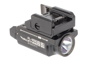 Olight pl-mini 2 valkyrie pistol light features an ultra compact design