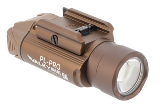 Olight Valkyrie Pro weapon light comes in tan