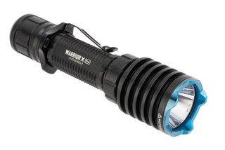 Olight Warrior X Pro tactical flashlight outputs 2250 lumens
