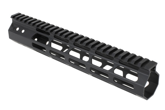 The FM Products 10.5in M-LOK Rail is made from 6061-T6 Aluminum