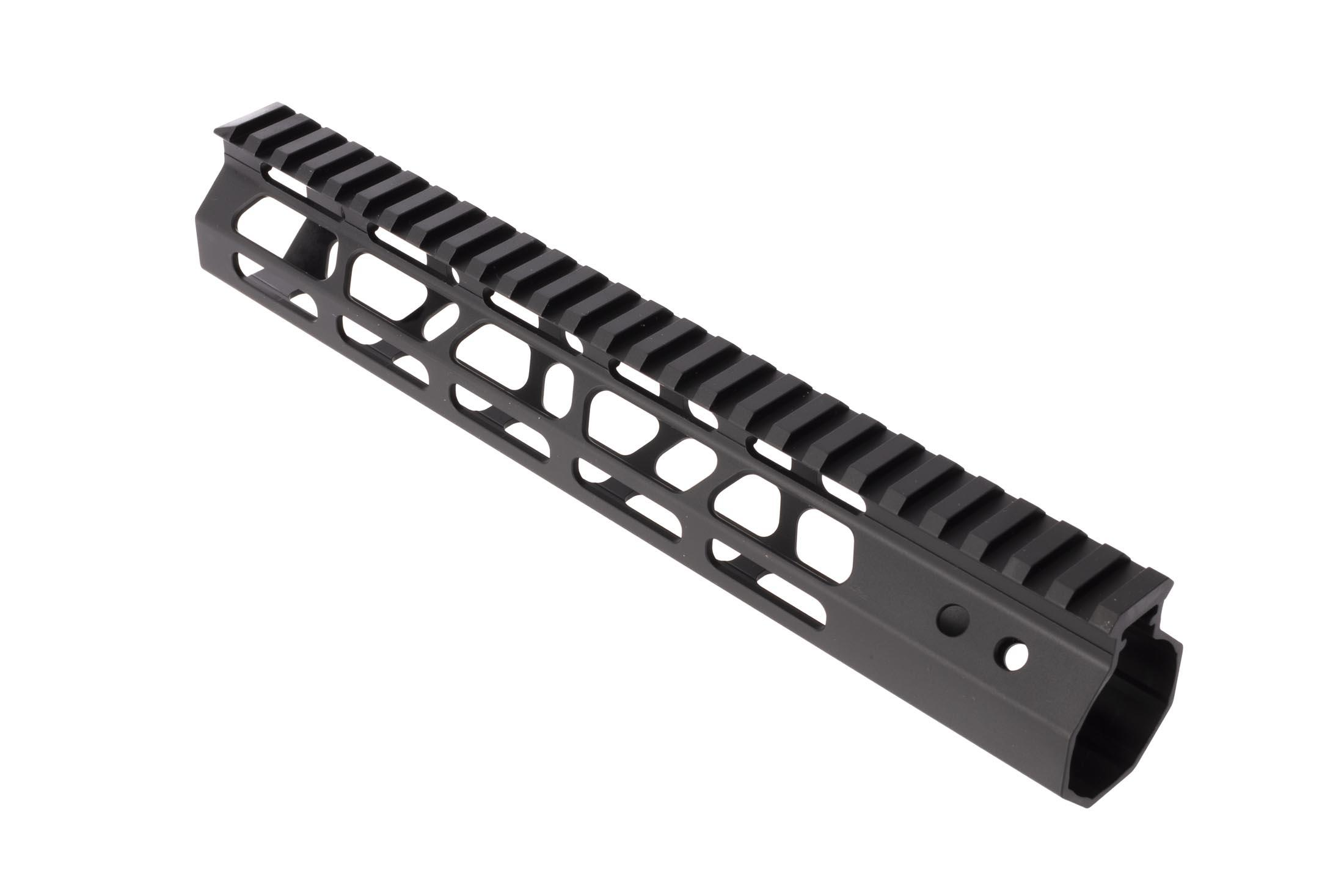 Foxtrot Mike Products Ultra Light Free Float Handguard - M-LOK - Gen 2 - 10.5