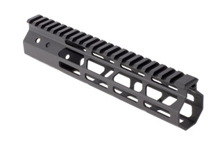 FM Products 10.5in Ultra Light AR-15 free float handguard features M-LOK slots at the 3-,6-, and 9 o'clock positions for modularity