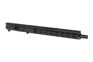 Foxtrot Mike Products complete 16in glock-style upper in .45 ACP features a lightweight M-LOK rail and forward charging handle
