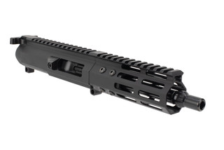 Foxtrot Mike Products is a compact Glock-style Ultralight complete upper receiver in 9mm with tri-lug muzzle adapter