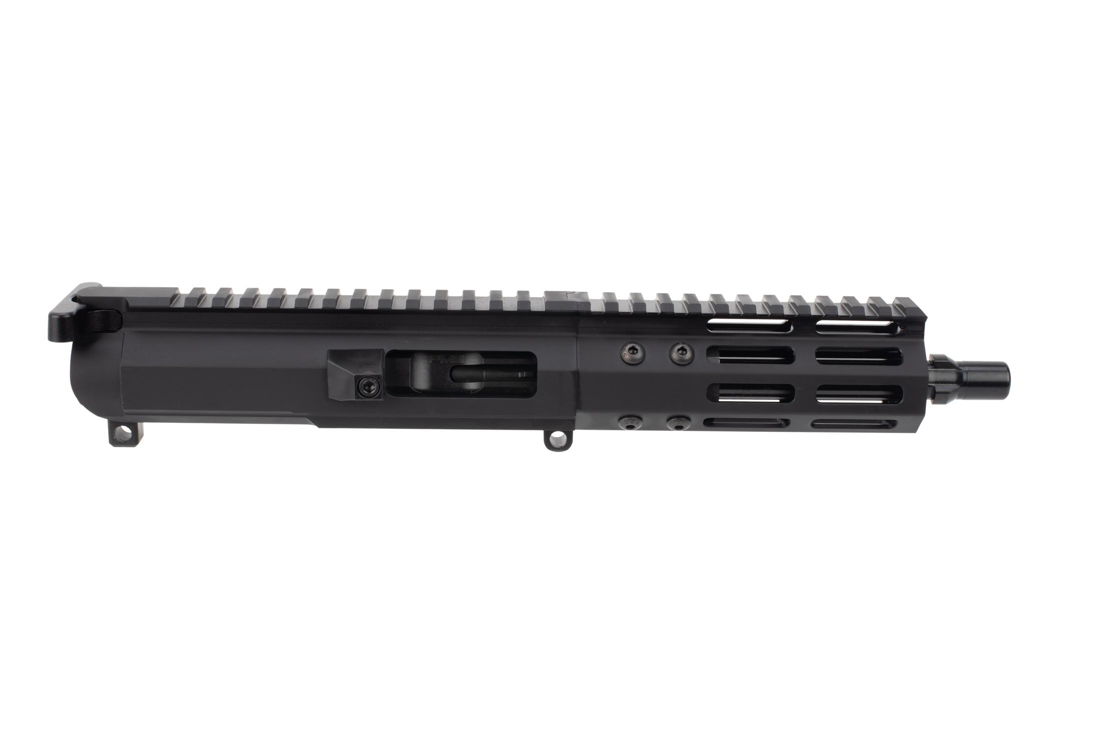 Foxtrot Mike Products complete Primary Arms exclusive upper wih a 7 tri-lug barrel in 9x19mm