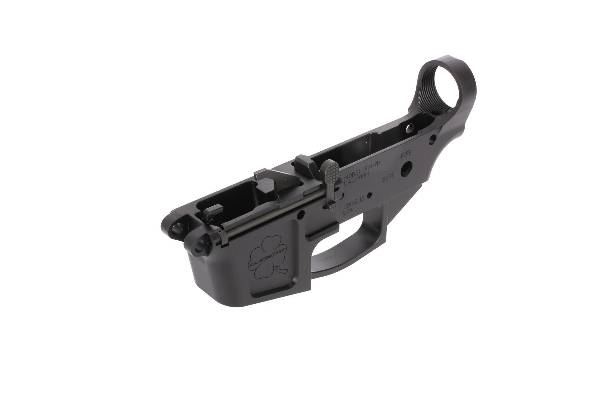 Foxtrot Mike Products RTC FM-9 Billet Lower Receiver