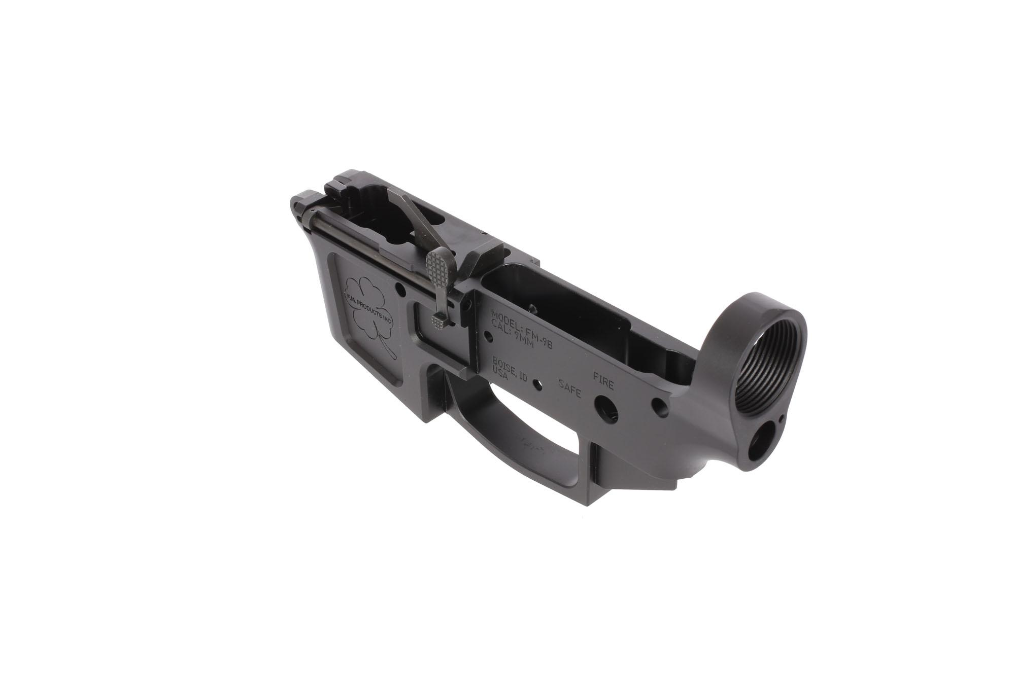 Foxtrot Mike Products RTC FM-9 Billet Lower Receiver (Not CA Compliant)