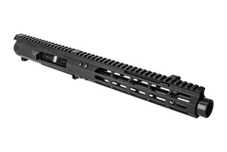 Foxtrot Mike Products complete 9.25 Colt-style upper in 9mm features a lightweight M-LOK rail and forward charging handle