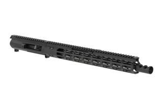Foxtrot Mike Products complete 16in Colt-style upper in 9mm features a lightweight M-LOK rail and forward charging handle