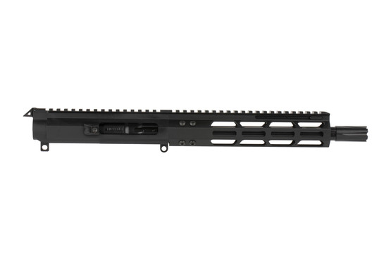 Foxtrot Mike Products 8.5in 9mm complete upper is compatible with Colt style magazines for affordable feeding