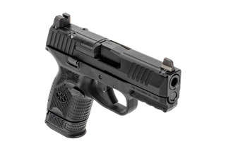 FN 509 Compact MRD is an optics ready subcompact handgun in black designed for concealed carry
