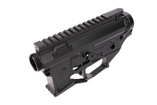 Fortis Manufacturing LiCENSE billet AR-15 receiver set with distinctive styling