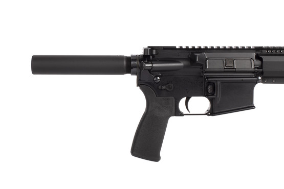 Radical Firearms complete 10.5in 300 BLK AR-15 pistol features a KAK Industry pistol buffer tube for your favorite arm brace