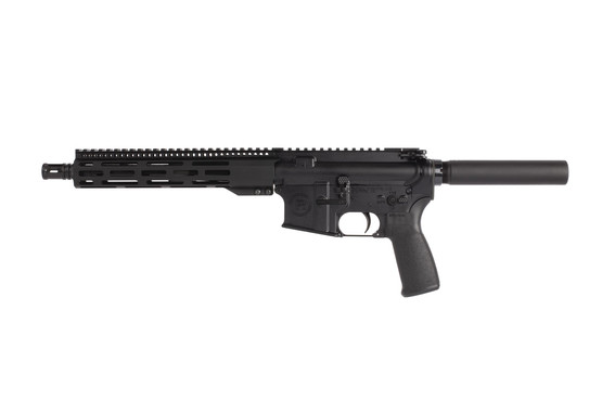 Radical Firearms 300 BLK complete AR-15 handgun with 10.5in barrel has custom features at an affordable price