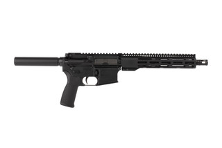 Radical Firearms 10.5in 300 BLK AR15 pistol features a reliable pistol length gas system