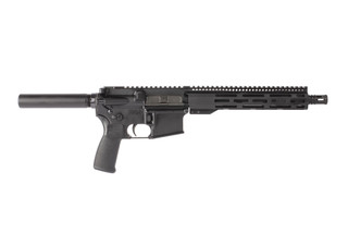 Radical Firearms 10.5in 7.62x39mm AR-15 pistol features a reliable carbine gas system on a heavy contour barrel