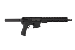Radical Firearms 10.5in 7.62x39mm AR15 pistol features a reliable carbine length gas system