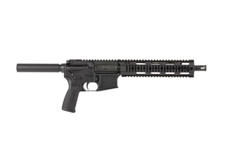 Radical Firearms 7.62x39mm AR15 pistol with 10.5in barrel utilizes a reliable pistol length gas system for optimal function