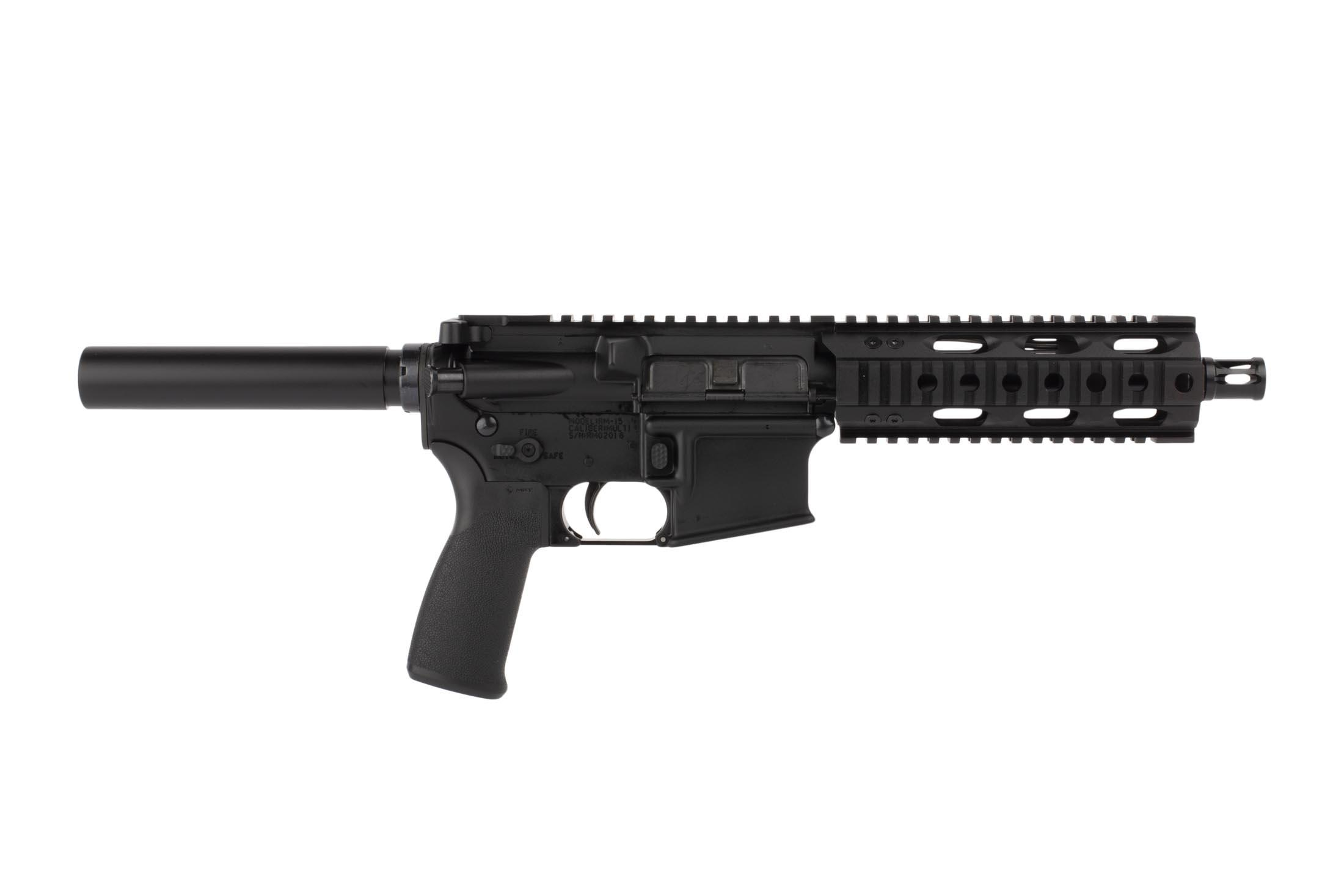 Radical Firearms 75in 556 NATO AR15 Pistol Features A Reliable Carbine Length Gas System