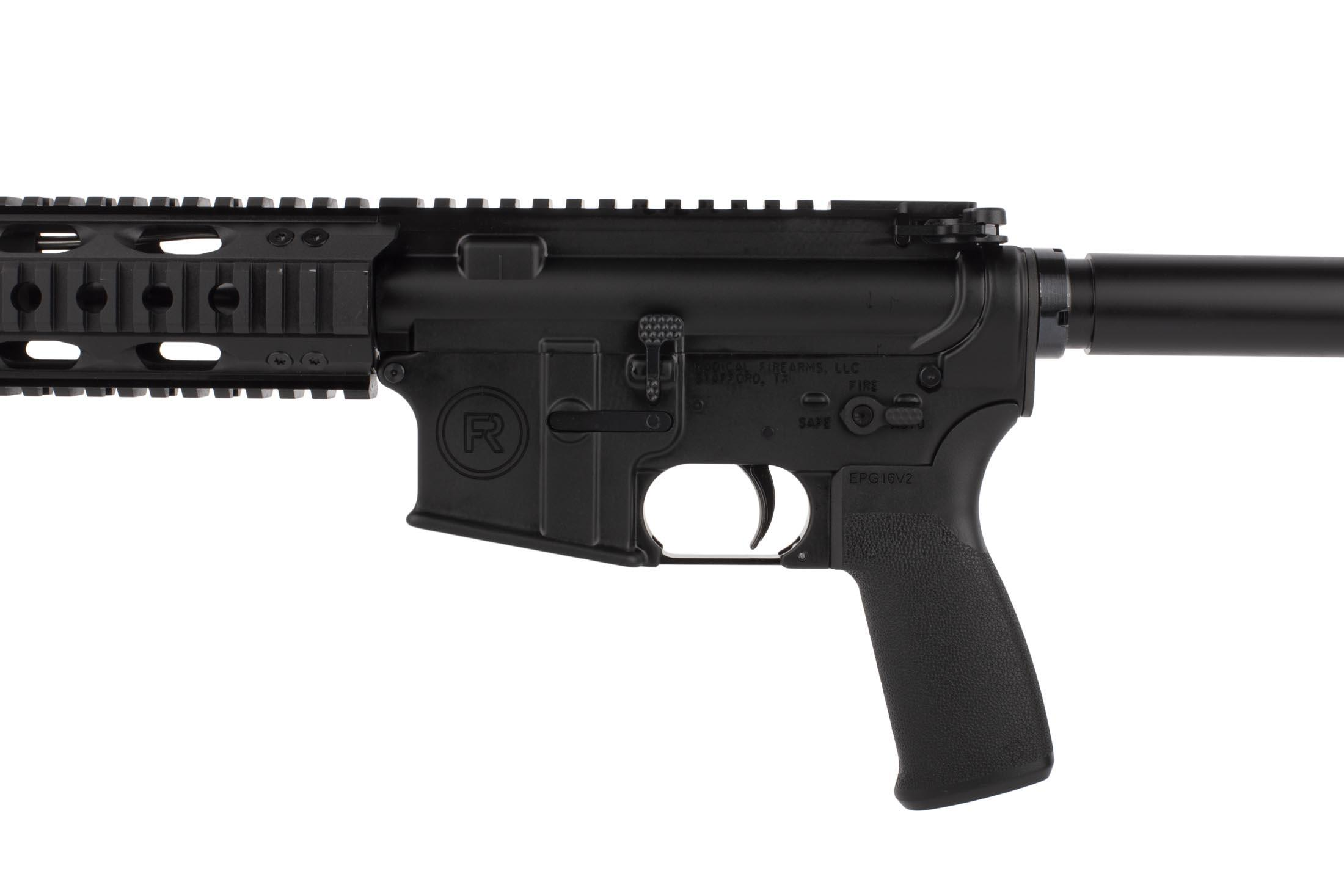 Radical Firearms 75in 556 NATO Pistol With Mission First Tactical Grip Is Compatible
