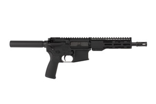 Radical Firearms 8.5in 300 BLK AR15 pistol features a reliable pistol length gas system