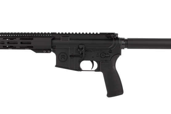 Radical Firearms 8.5in 300 BLK pistol with Mission First Tactical pistol grip is compatible with .300 Whisper