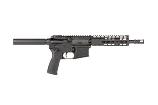 Radical Firearms complete 8.5in 300 BLK AR pistol runs with a reliable pistol length gas system under the KeyMod handguard