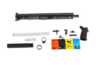 Radical Firearms 300 BLK pistol kit includes a complete 10.5in upper receiver with lower parts kit, and pistol buffer kit