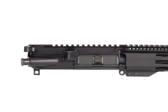 Radical Firearms 10.5in M4 complete 5.56 NATO pistol upper receiver is built off a MIL-SPEC forged flat top upper.