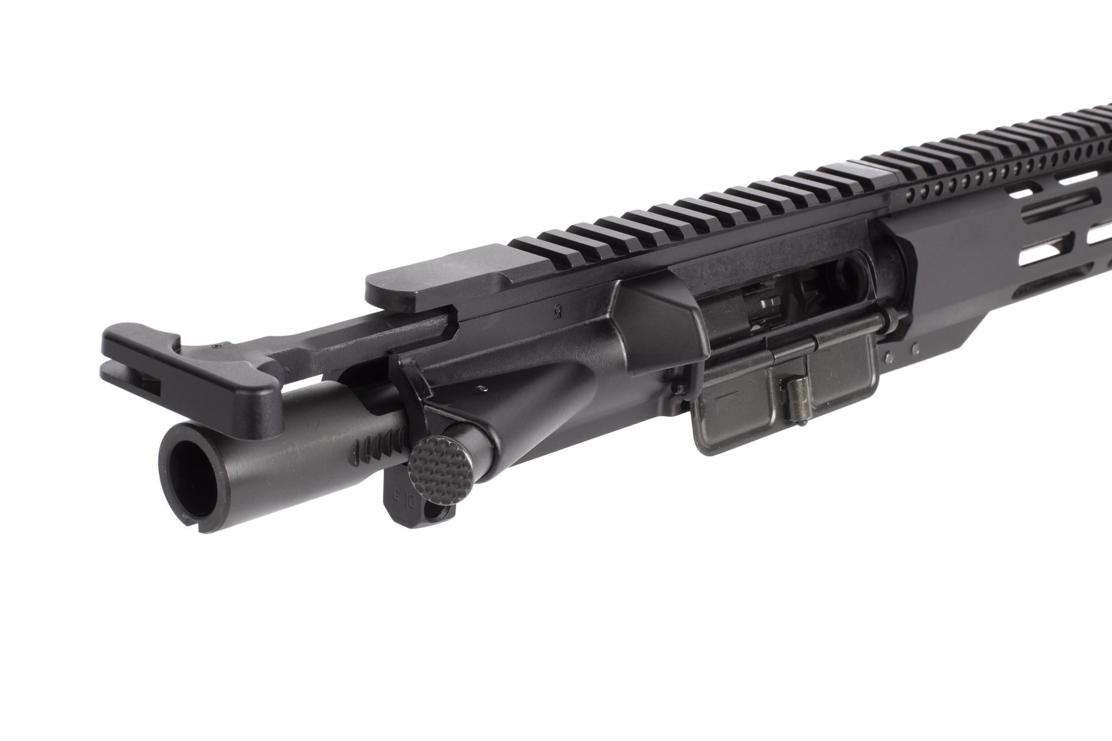 Radical Firearms complete 10.5in 5.56 NATO AR pistol upper with 1:7 twist includes M16 bolt carrier group and standard charging handle.