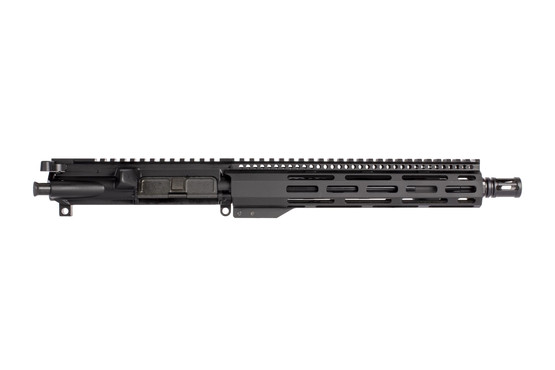 RF 10.5in AR-15 pistol kit features a 7.62x39mm complete upper receiver with reliable pistol length gas system