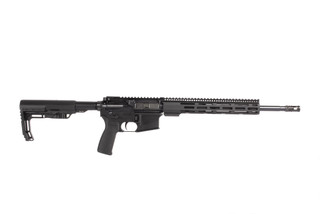Radical Firearms 300BLK 16 inch AR-15 rifle has a lightweight M-LOK handguard and mission first pistol grip