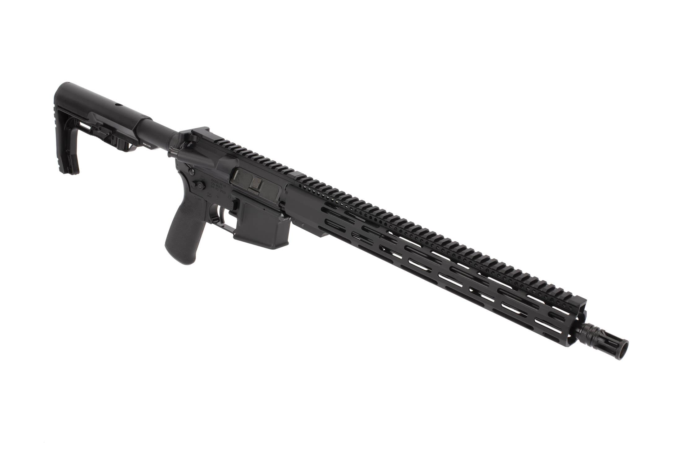 Radical Firearms 300 BLK AR-15 with 16in barrel features a lightweight 15in M-LOK handguard