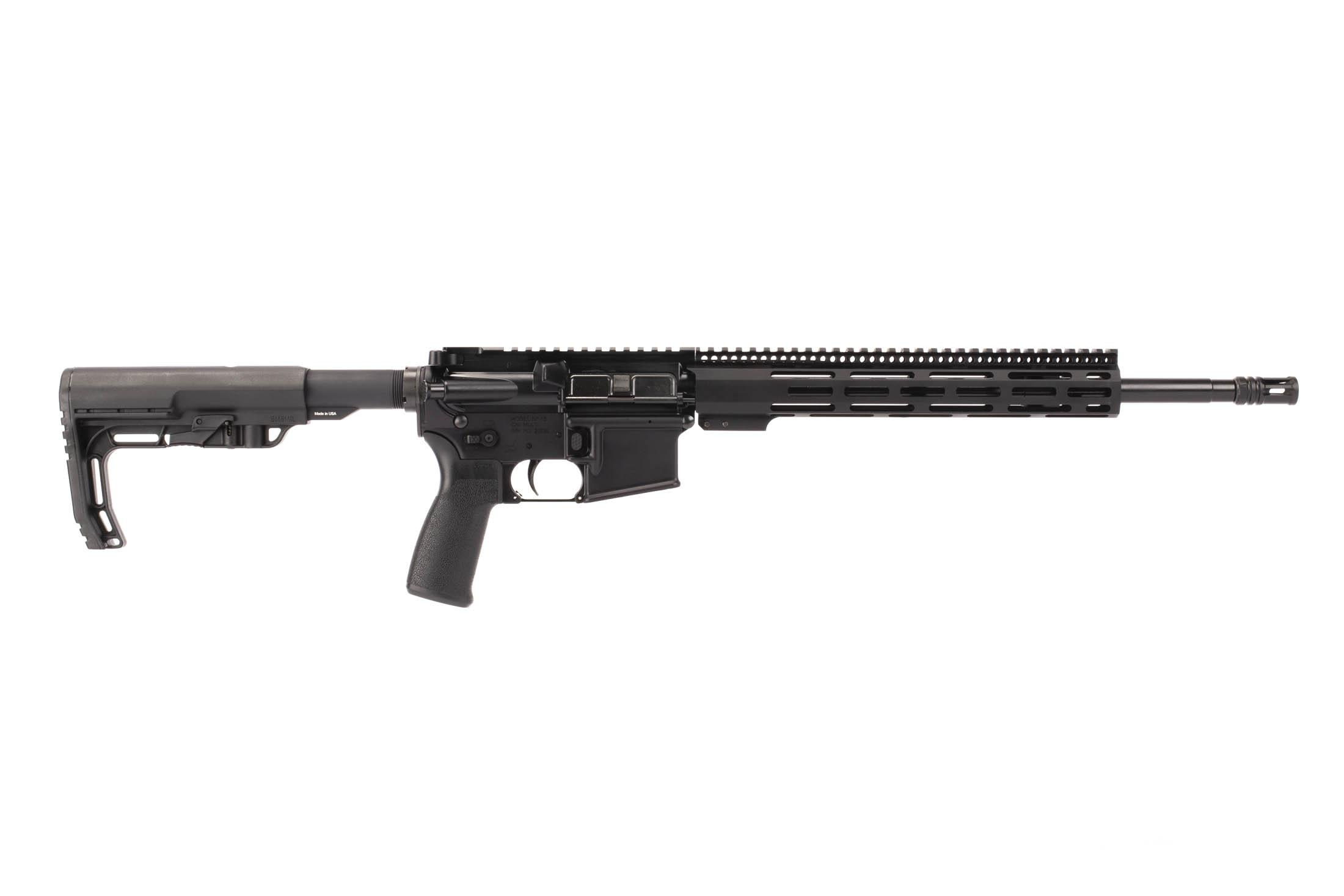 Radical Firearms complete 16in 5.56 NATO AR-15 with mid-length gas system and 12in gen 3 FCR M-LOK rail