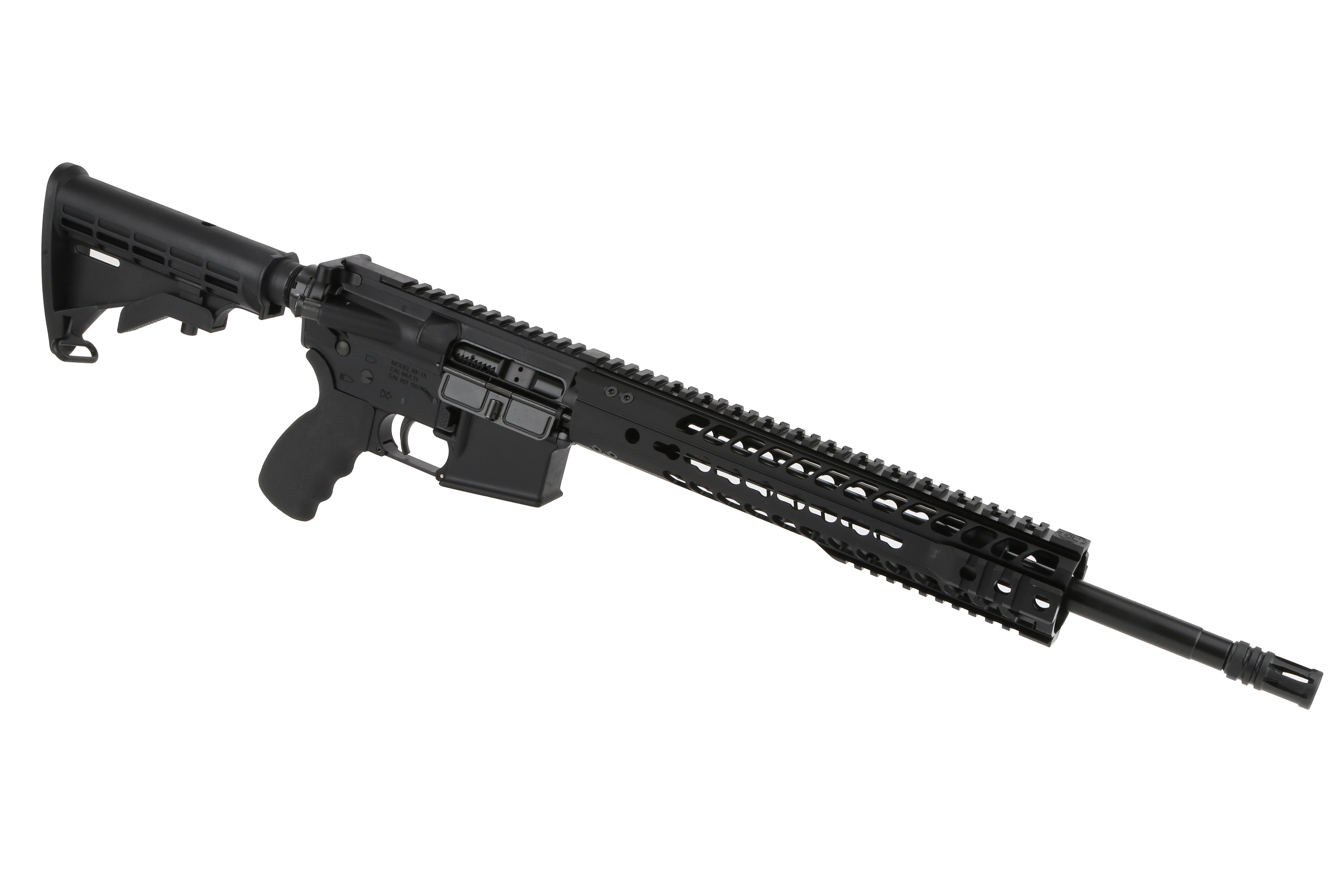 "Radical Firearms 16 5.56 SOCOM Rifle - with 12"" Hybrid KeyMod FHR Rail"
