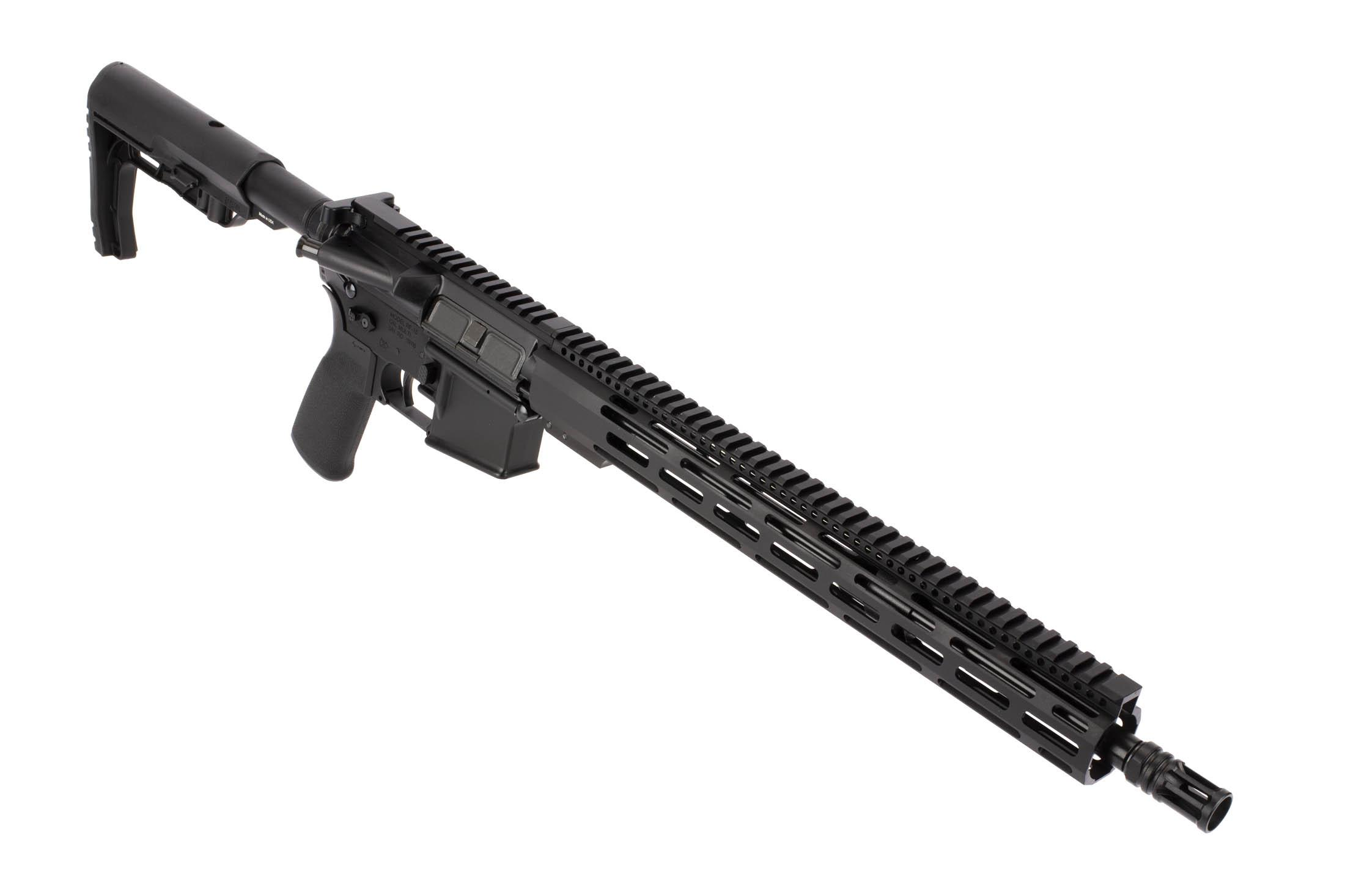 Radical Firearms complete 16in 5.56 NATO AR-15 with mid-length SOCOM barrel, 15in M-LOK Rail and MFT furniture