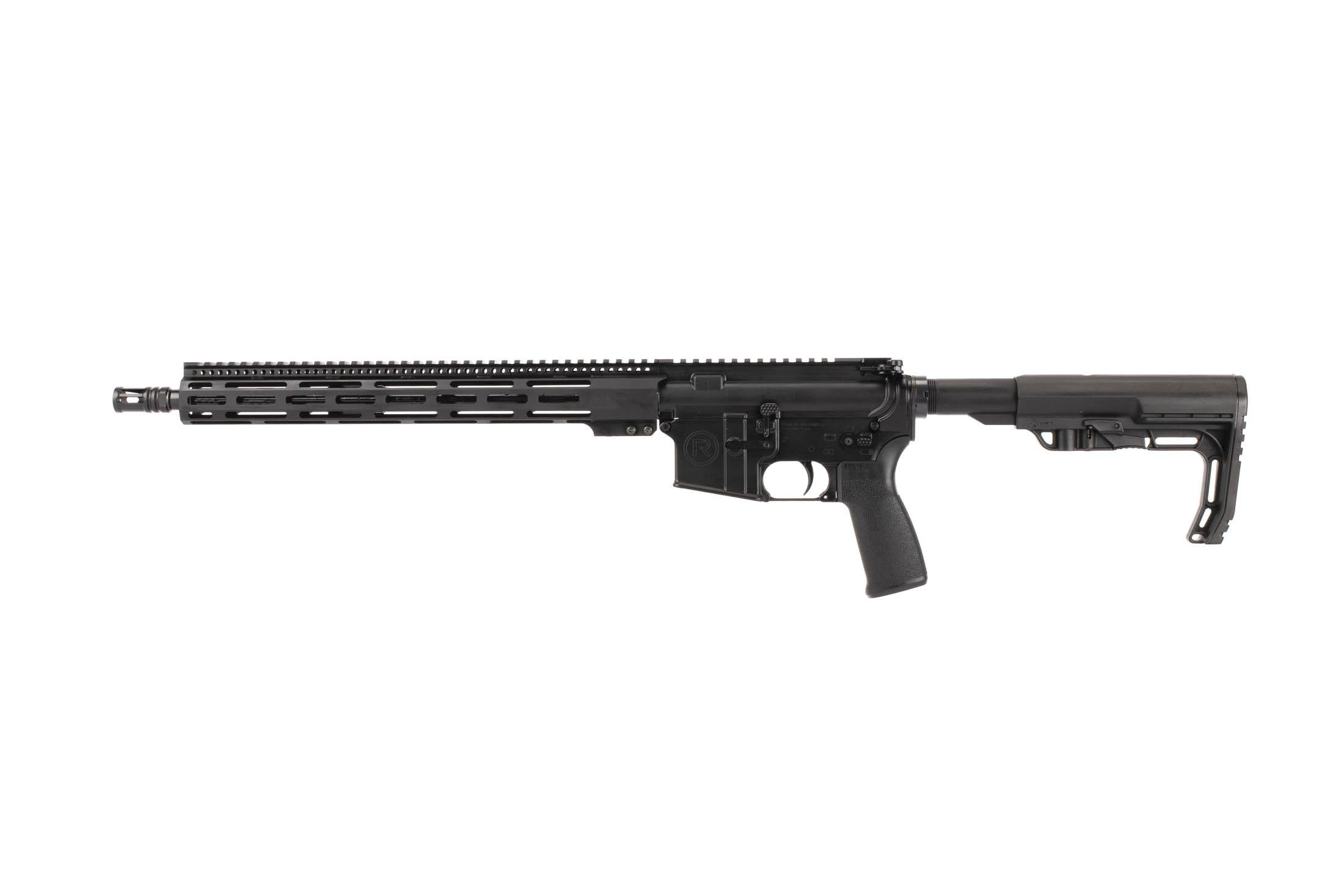 Radical Firearms 16in AR-15 in 5.56 NATO with soft shooting mid-length gas system